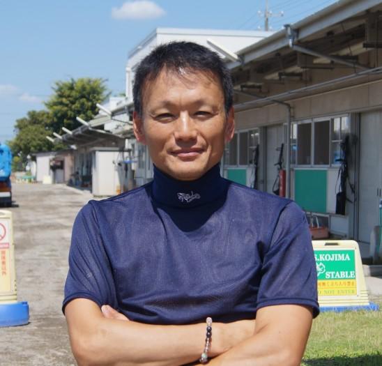 小島茂之調教師 チャリティートークショー