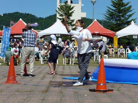 全日本水風船キャッチ選手権大会