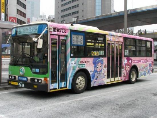 痛車,痛バス,画像,まとめ004