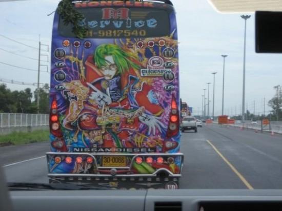 痛車,痛バス,画像,まとめ008