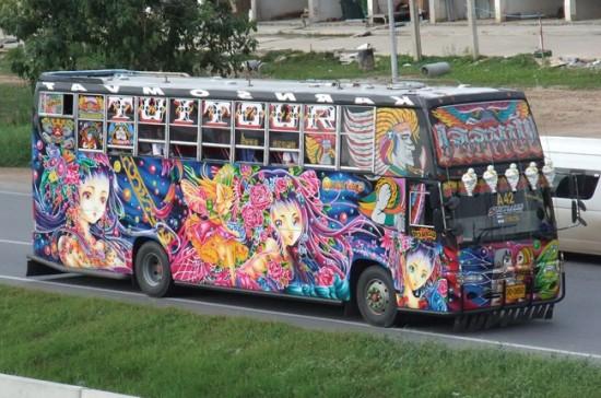痛車,痛バス,画像,まとめ011