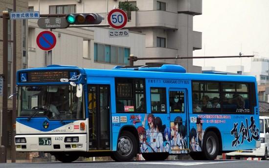 痛車,痛バス,画像,まとめ021
