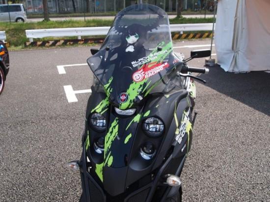 痛車,痛バイク,画像,まとめ005