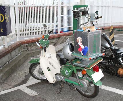 痛車,痛バイク,画像,まとめ007