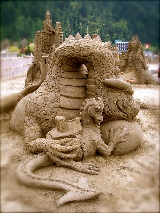サンドアート,砂,芸術,画像,まとめ002