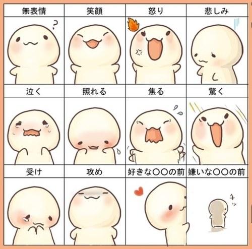 キャラクター,表情,一覧,画像,まとめ007