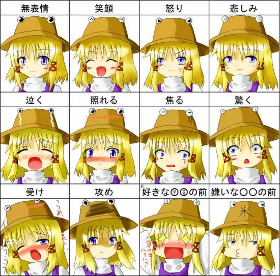 キャラクター,表情,一覧,画像,まとめ008