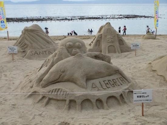 サンドアート,砂,芸術,画像,まとめ040