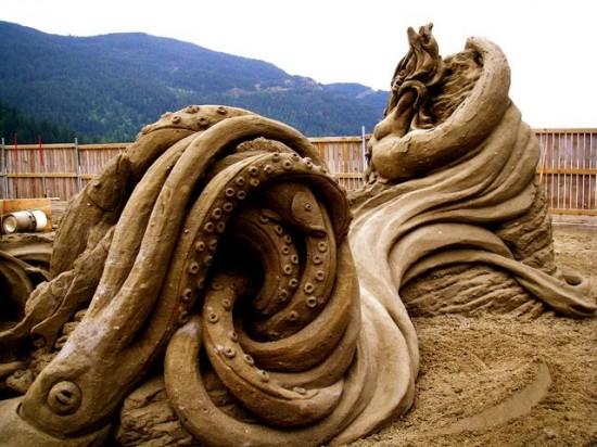 サンドアート,砂,芸術,画像,まとめ041