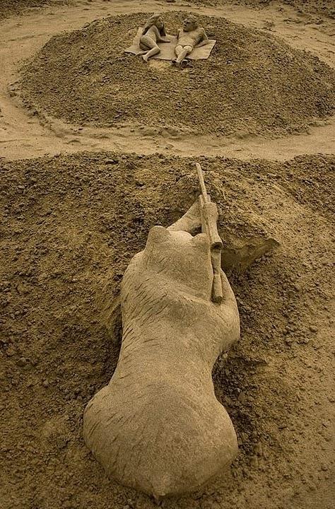 サンドアート,砂,芸術,画像,まとめ055