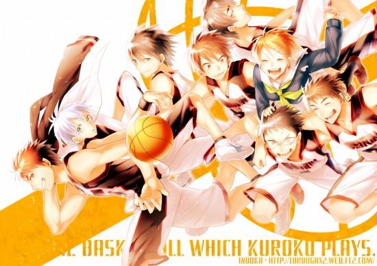 黒子のバスケ,イラスト,画像,まとめ,綺麗082