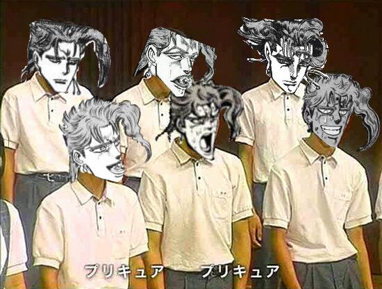 花京院典明,ジョジョ,jojo,コラ,画像,まとめ015