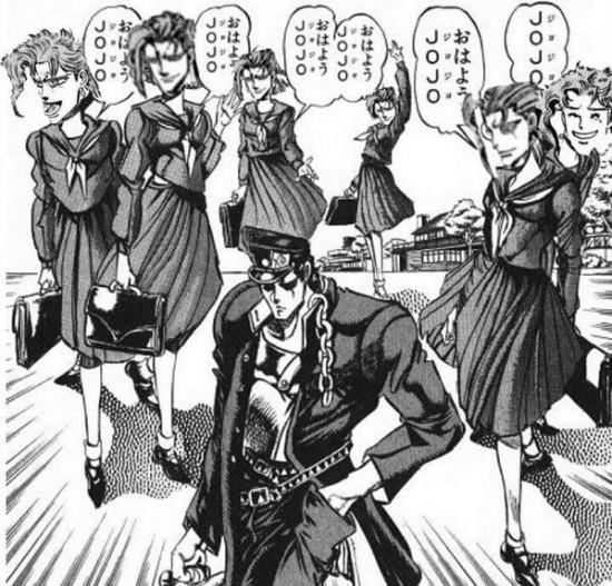 花京院典明,ジョジョ,jojo,コラ,画像,まとめ032