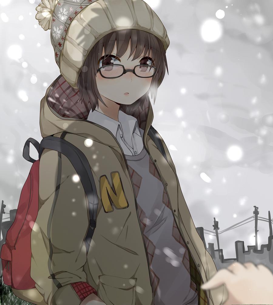 メガネっ子,二次,虹,萌え,画像,まとめ133