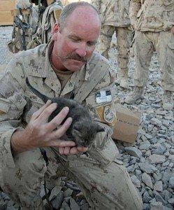 軍人,動物,ほっこり,画像,まとめ043