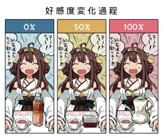 艦隊これくしょん,金剛ちゃん,激カワ,画像,まとめ009