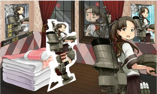 艦これ,綾波,イラスト,画像,まとめ011
