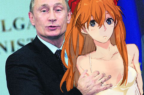 プーチン大統領,クソコラ,画像,まとめ008