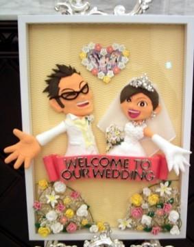 結婚式,ウェルカムボード,画像,まとめ004