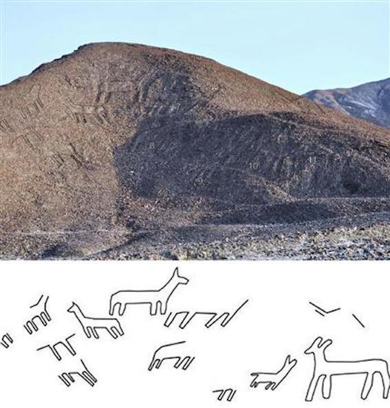 神秘,ナスカの地上絵,画像,まとめ007