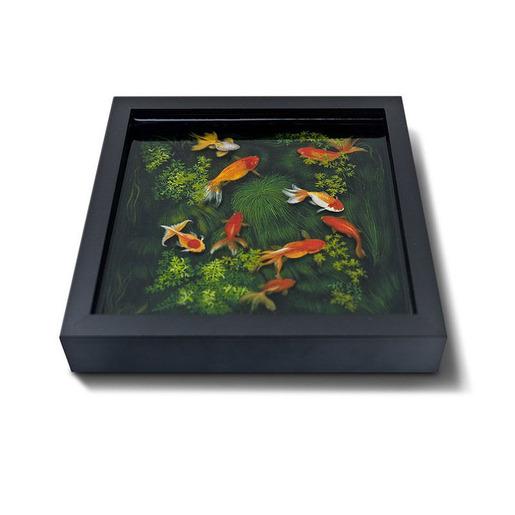 金魚アート,画像,まとめ011