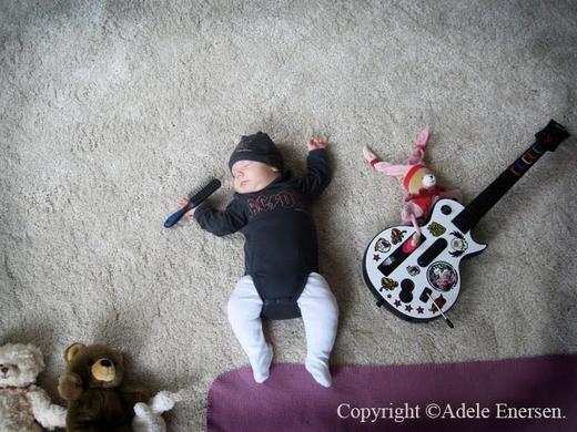 癒し,赤ちゃん,アート,画像,まとめ003