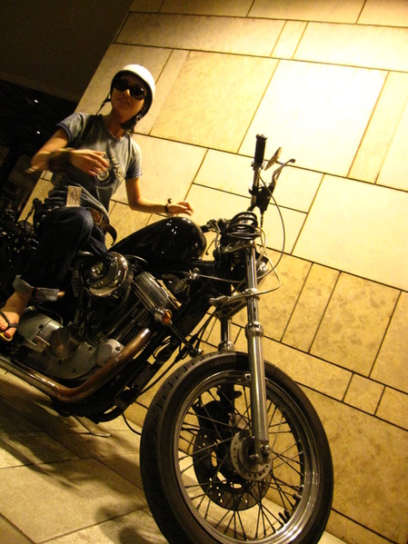カッコいい,バイク女子,画像,まとめ004