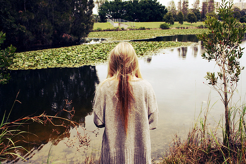 水辺,女の子,アート画像,まとめ005