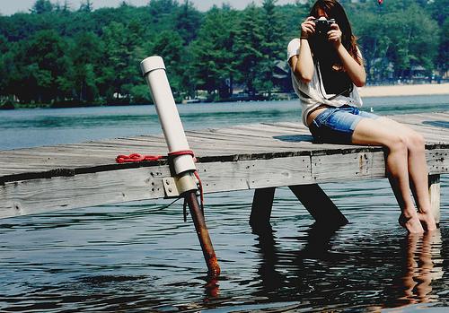 水辺,女の子,アート画像,まとめ007