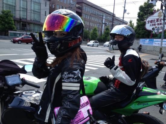 カッコいい,バイク女子,画像,まとめ012