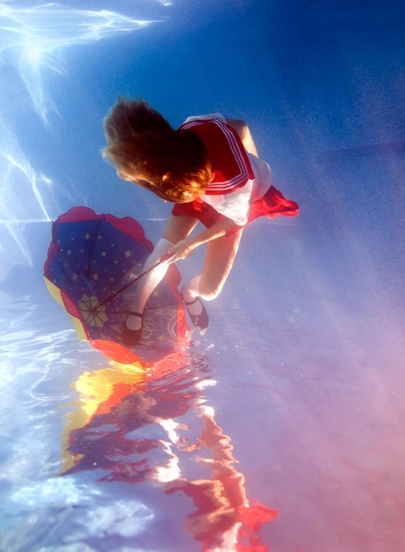 女の子,幻想的,水中,写真,まとめ012