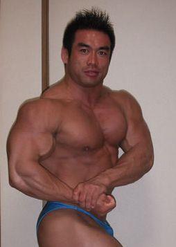 日本人選手,唯一,プロボディビルダー,山岸秀匡,画像,まとめ013