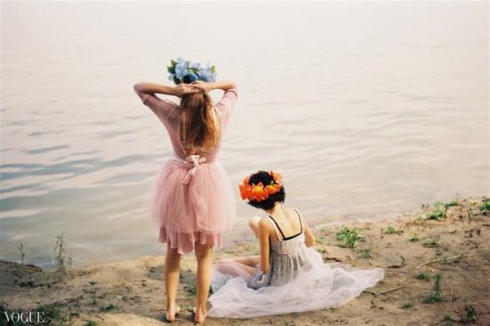 水辺,女の子,アート画像,まとめ014