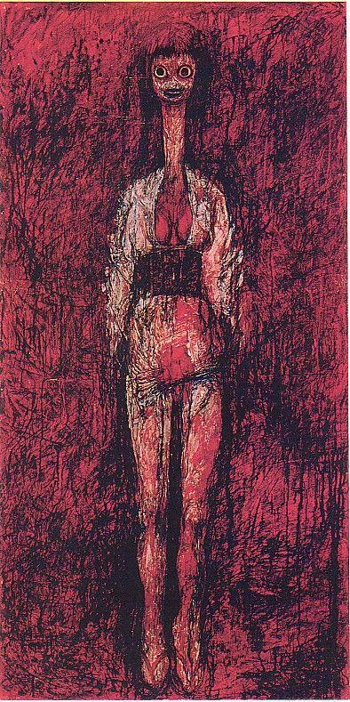 怖すぎ,ビビる,ホラーアート,画像,まとめ015