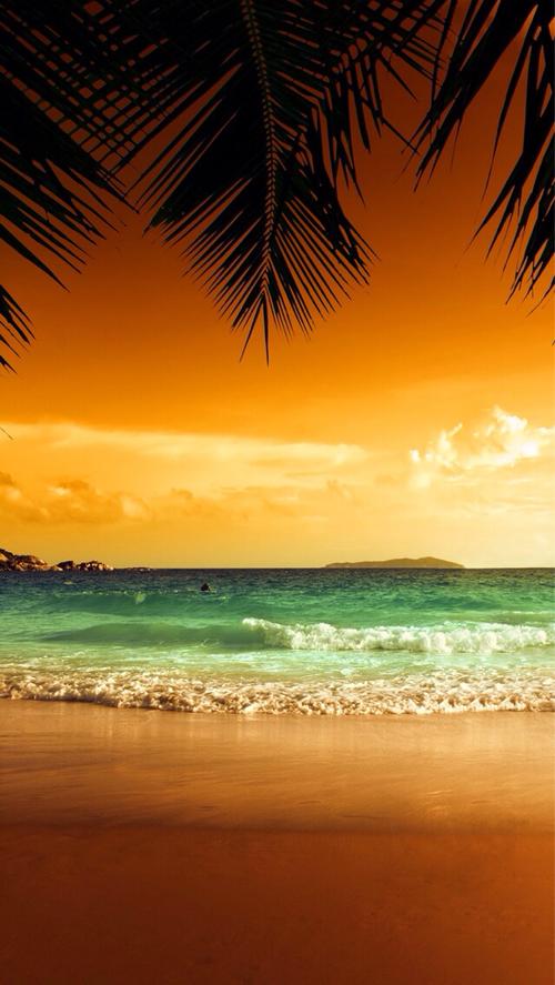 夏,オシャレ,海,画像,イラスト,貼っていく019