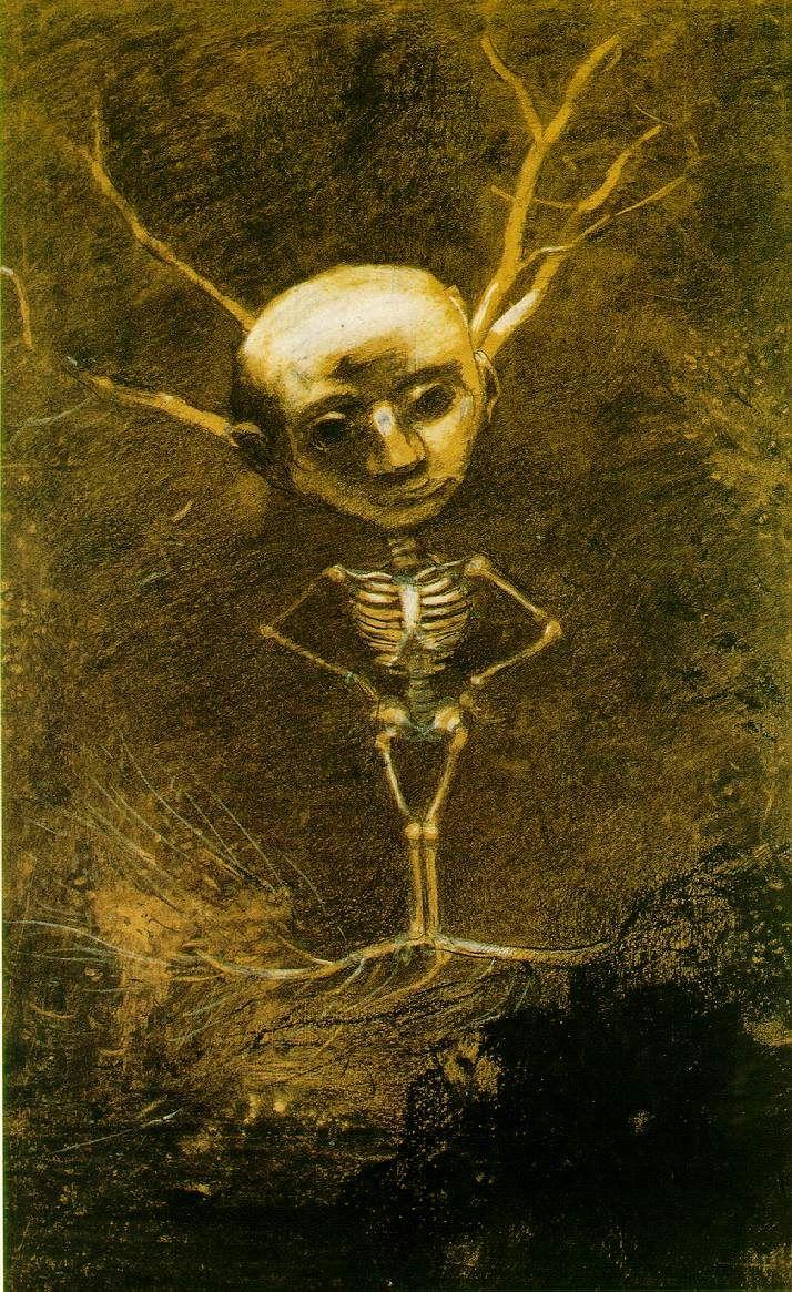 怖すぎ,ビビる,ホラーアート,画像,まとめ022