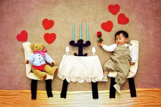 癒し,赤ちゃん,アート,画像,まとめ022