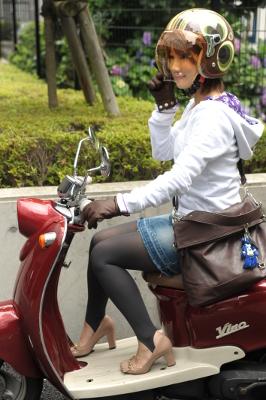 カッコいい,バイク女子,画像,まとめ023