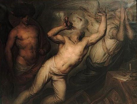 怖すぎ,ビビる,ホラーアート,画像,まとめ024