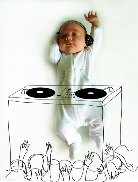 癒し,赤ちゃん,アート,画像,まとめ027
