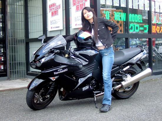 カッコいい,バイク女子,画像,まとめ032