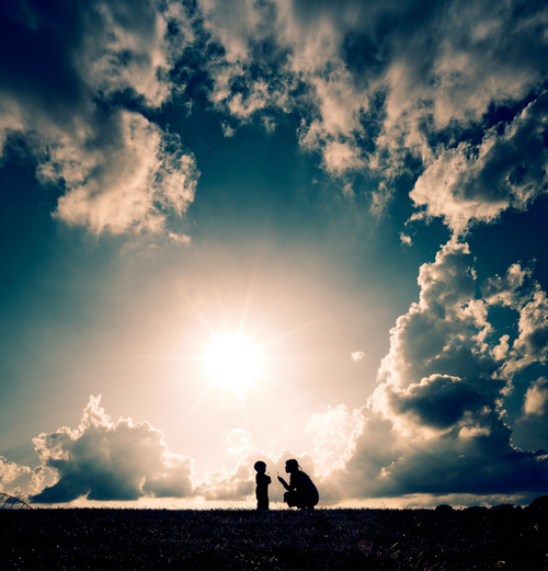 光,影,シルエット,素敵,アート画像,まとめ037