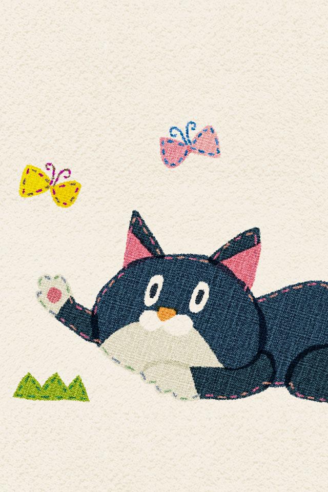 可愛い,猫,スマホ,壁紙,画像,まとめ041