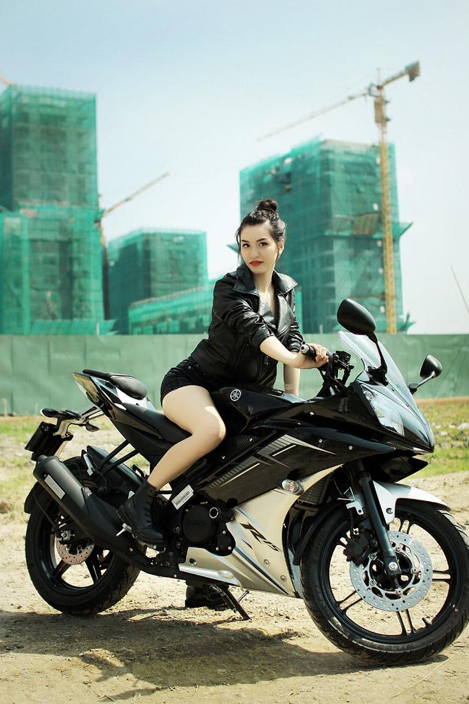 カッコいい,バイク女子,画像,まとめ043