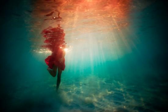 女の子,幻想的,水中,写真,まとめ054