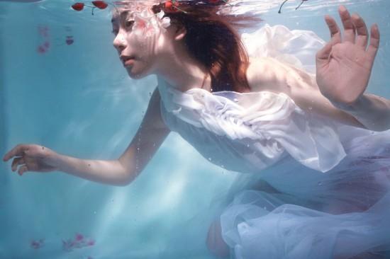 水中世界,美しい,美女,画像,まとめ056