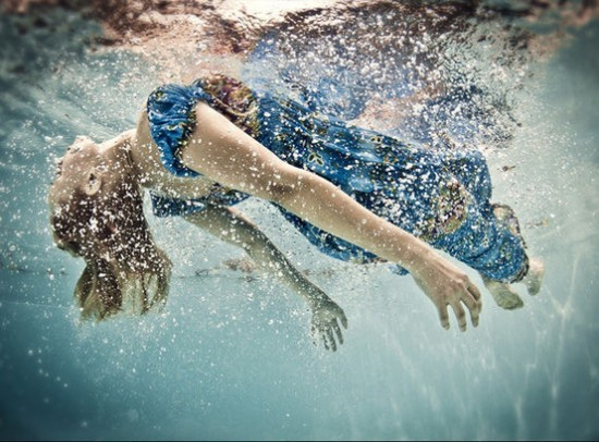 水中世界,美しい,美女,画像,まとめ092