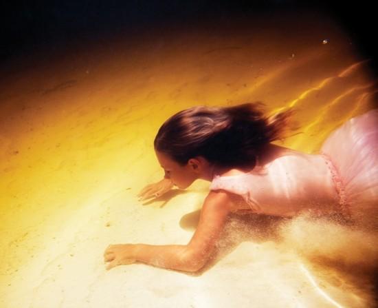 水中世界,美しい,美女,画像,まとめ124