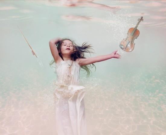 水中世界,美しい,美女,画像,まとめ137