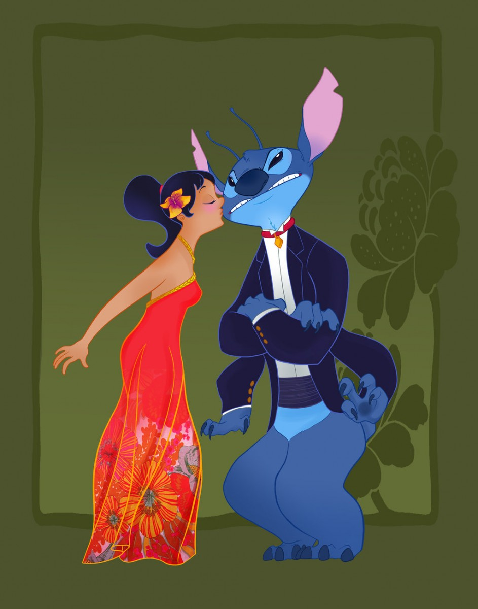 ディズニープリンセス,踊り子,コラ画像,まとめ010